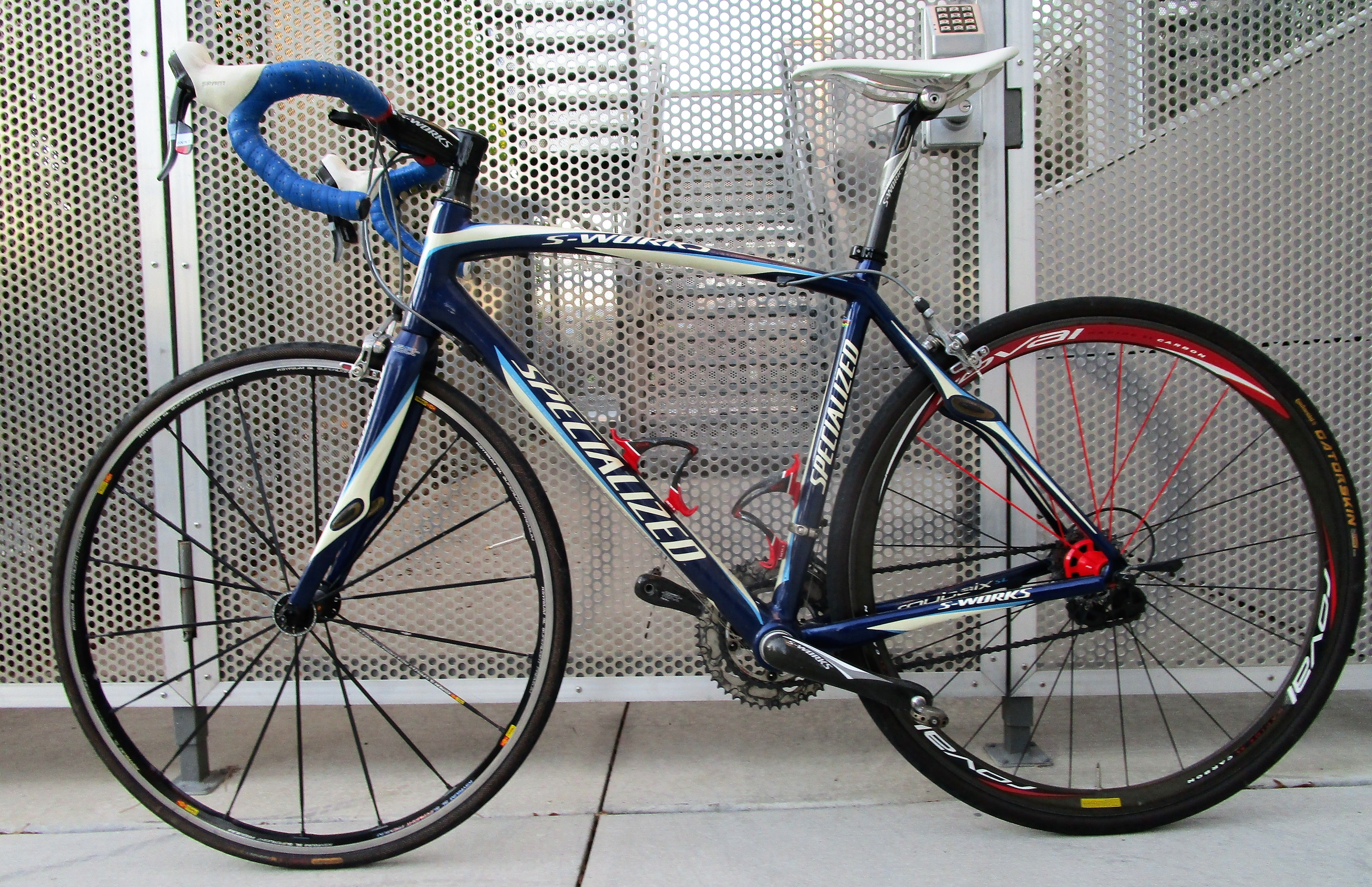 $7400 Specialized S-Works Roubaix SL - full Carbon - SRAM ...