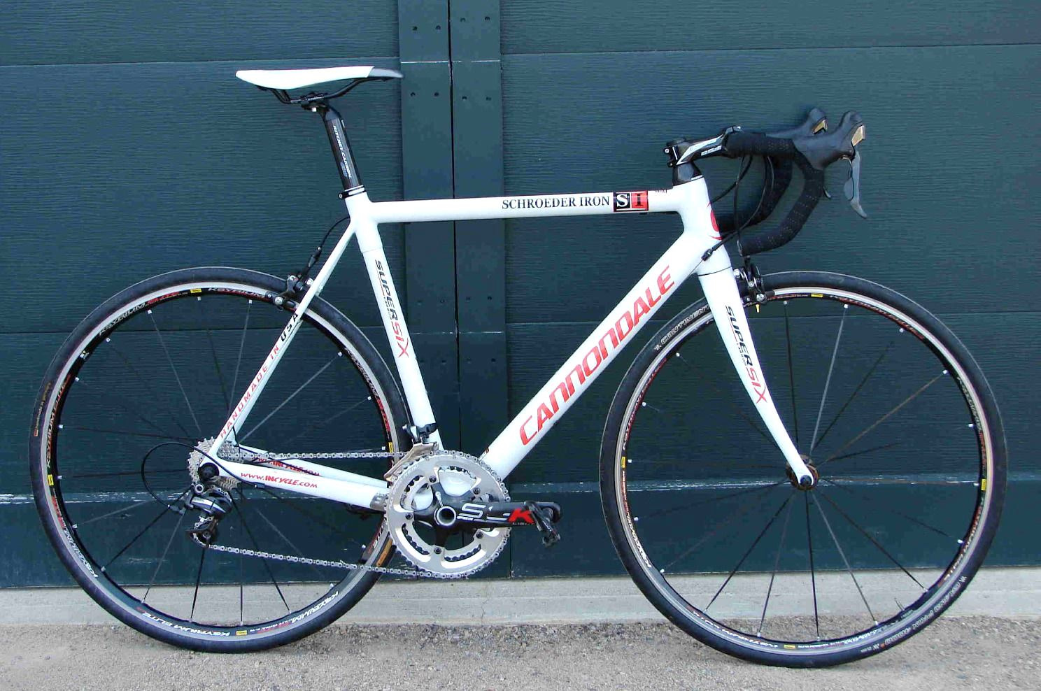 Cannondale Supersix Ultimate Full Carbon Full Dura Ace
