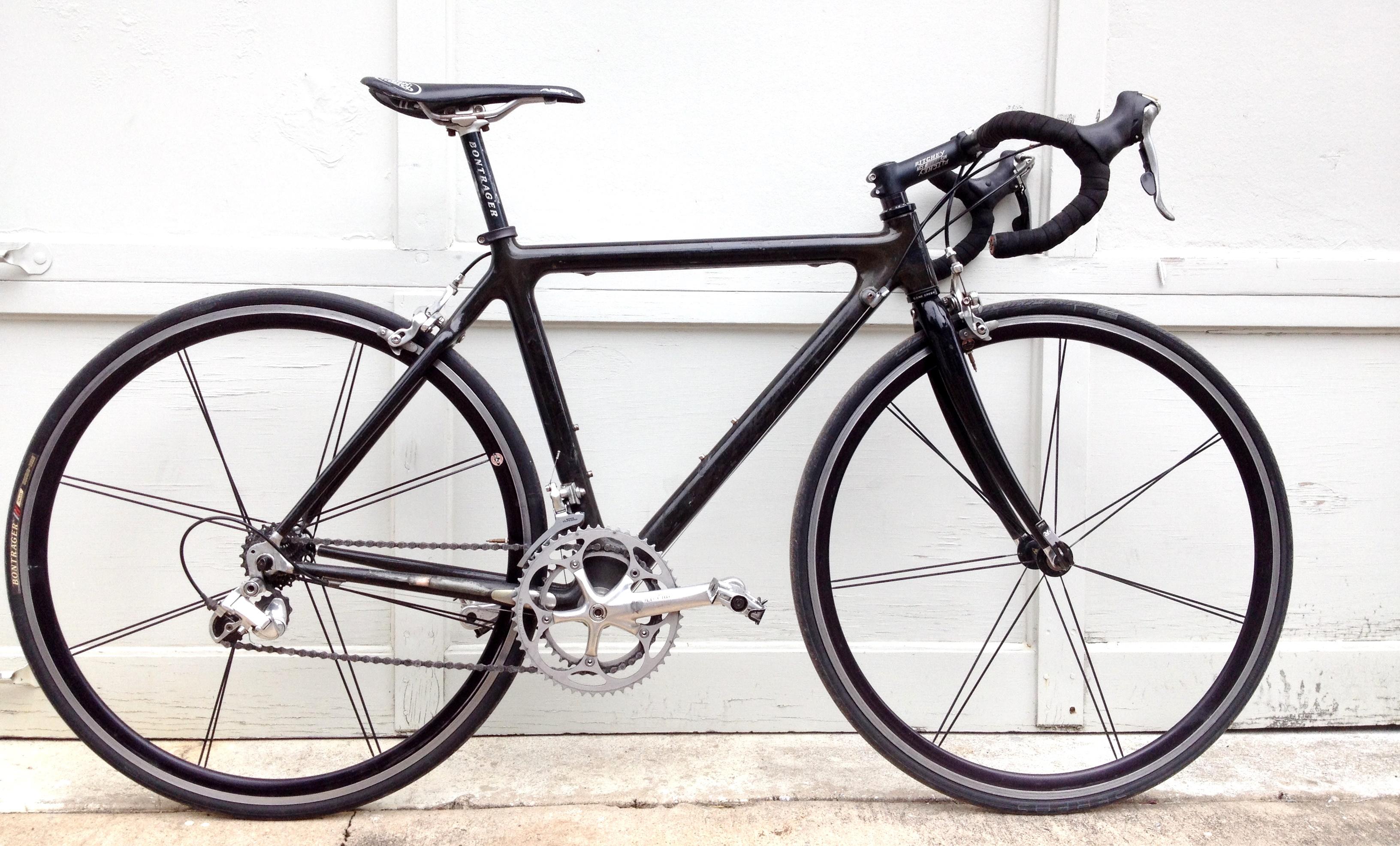 Carbon Road Bikes Trek Bikes >> Trek 5200 Full Ultegra Full Carbon 50cm