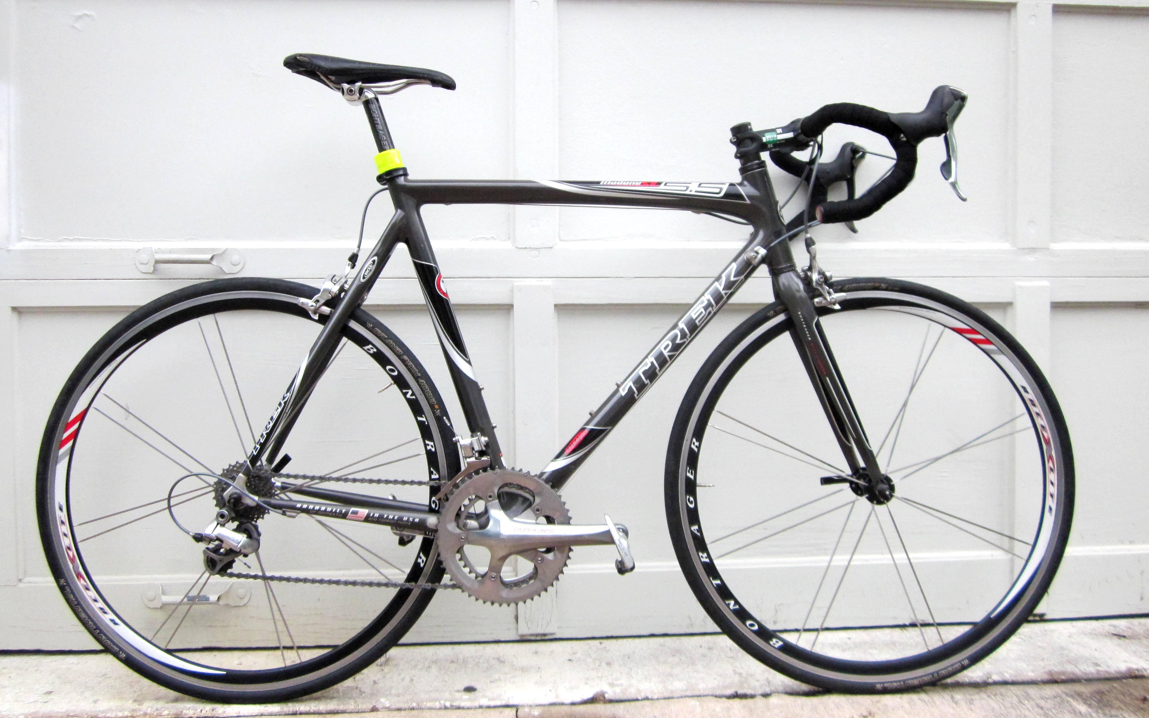 Trek Madone SL 5.5 - Full Carbon - Full Dura Ace - Race X ...