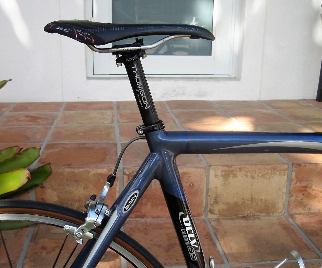 7700 Trek Ssl Ultra Light Road Racing Bike Oclv 55