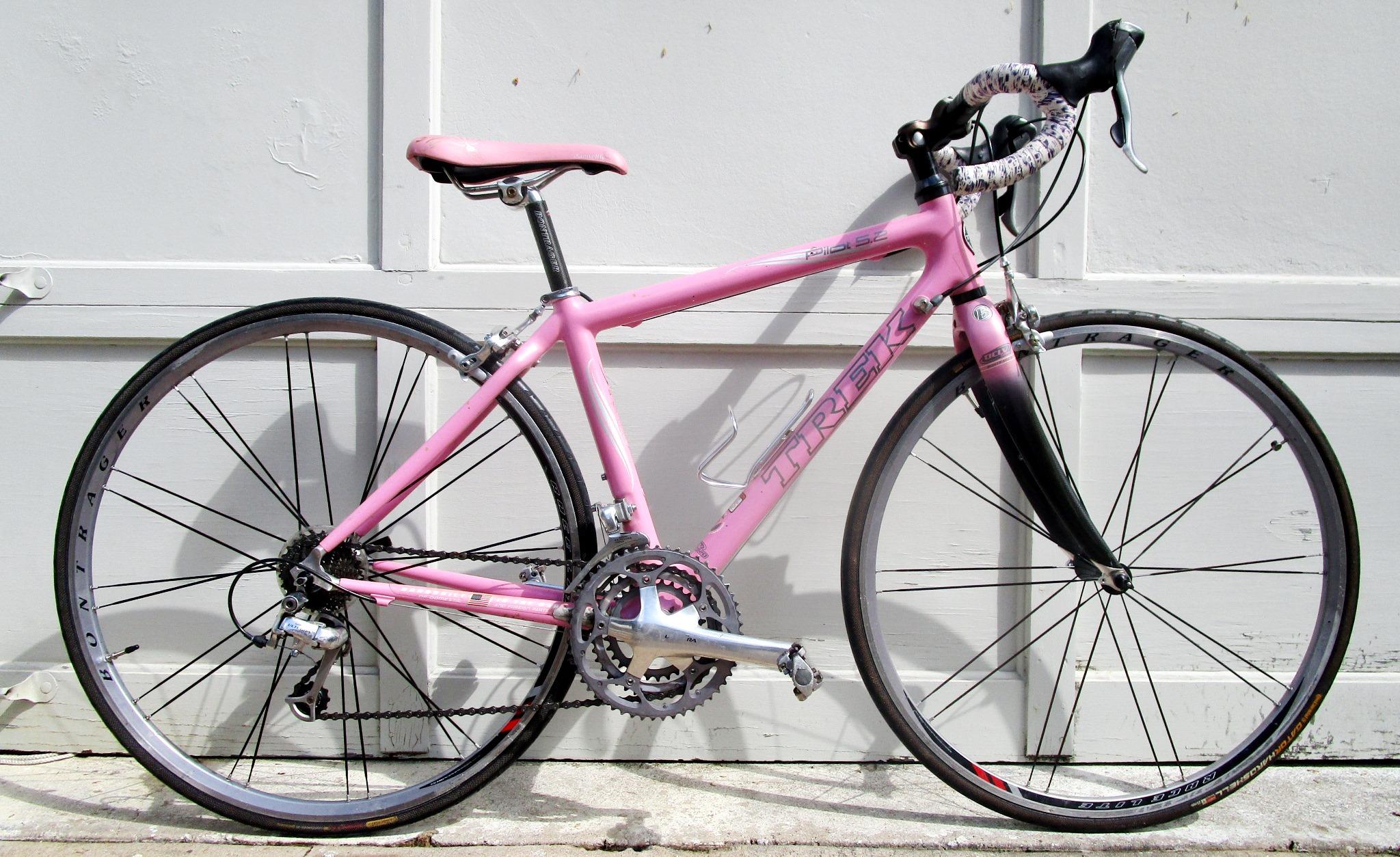 TREK Pilot 5.2 WSD - full carbon - Ultegra - XS frame - Houston Bike ...